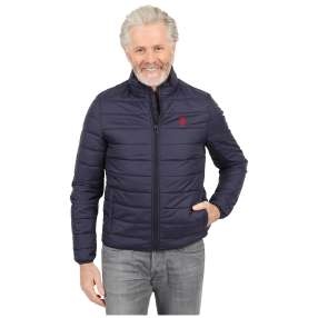 "U.S. POLO ASSN. Herren-Jacke""Light Fill"" navy"