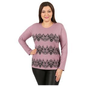 """Damen-Pullover """"Lacy"""" rosa"""