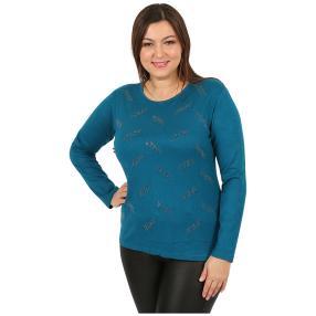 "Damen-Pullover ""Shirley"" blau"