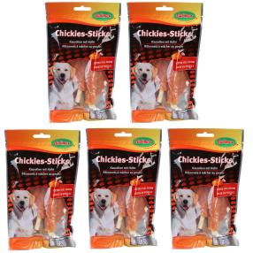 5er Set Chickies Sticks