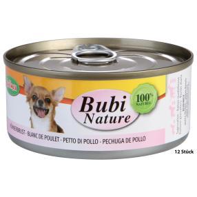12x Bubi Nature 150g f. Hunde