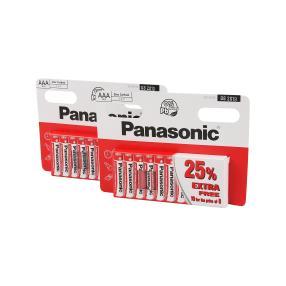 20x Panasonic Batterien AAA