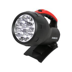Duracell Explorer, Fluter mit 10 LEDs