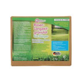 2 kg Bio Rasen-Langzeitgranulat