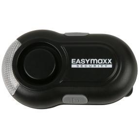 EASYmaxx Sicherheits-Clip mit Alarm & Licht