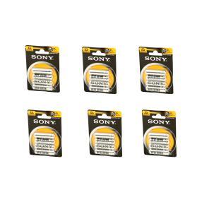 Sony Batterie, AA, 24 St.