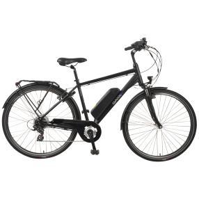 SAXXX Touring E-Bike schwarz