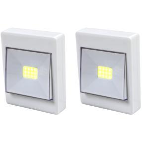 LED-Schaltlichter 2er-Set