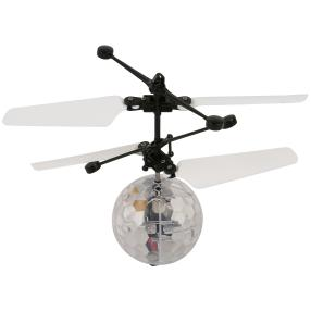 Heliball, transparent