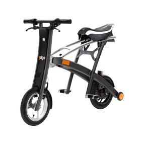 Stigo Elektro-Faltrad im Trolley-Format