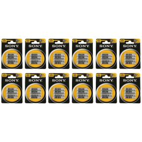 48x Sony Batterien AAA