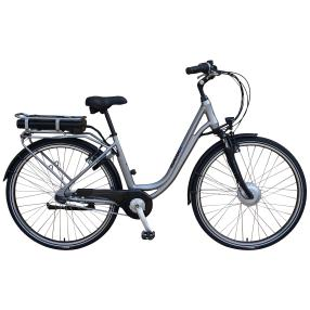 SAXXX City Light Plus E-Bike silber