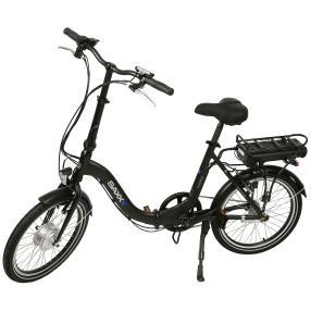 SAXXX Foldi Plus E-Bike schwarz