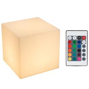 LED Lampe, Würfelform