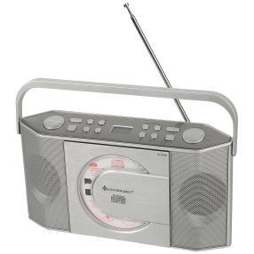 Tragbares Kofferradio