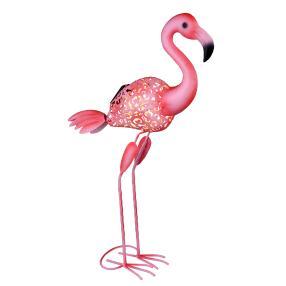 "Solarleuchte ""Flamingo"""