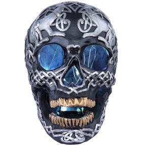 """Solarleuchte """"Skull"""""""