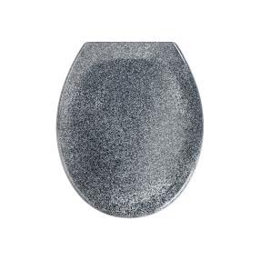 WENKO Premium WC-Sitz Ottana Granit