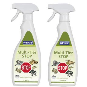 WENKO Multi-Tier-Stop, 2 x 500 ml