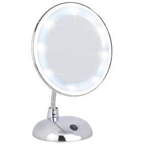 WENKO LED Kosmetikspiegel Style Chrom