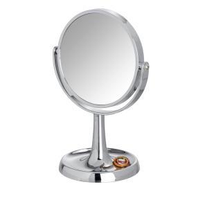 WENKO Kosmetikspiegel Rosolina Chrom