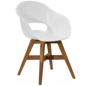 Outdoor-Stuhl Karl Weiß