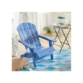 Outdoor-Stuhl Anker Blue used