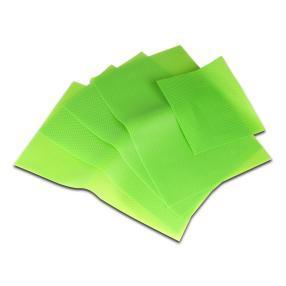 maxxcuisine Kühlschrankmattenset 5-teilig, grün