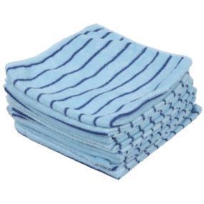 10x Schillings Universaltuch blau