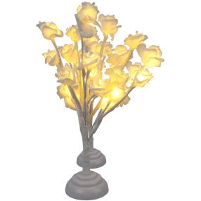 LED Rosenblütenbaum