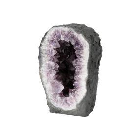 Amethyst Druse Brasilien 160-200 mm