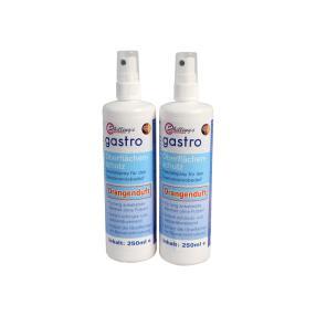 gastro Oberflächenschutz Orangenduft 2x 0,25l