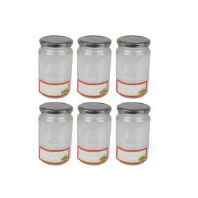 Garden Marmeladenglas 6er Set