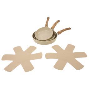 Keramikpfannenset 5-teilig