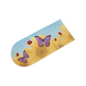 Bügelbrettbezug Schmetterling 127 x 45 cm