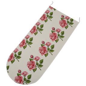 Bügelbrettbezug Rosen, Baumwolle