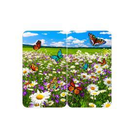 Abdeckplatte Sommerwiese 2-teilig