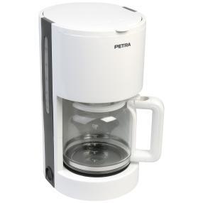 PETRA Kaffeeautomat Arctic 1,2 Liter