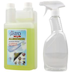 gastro Alleskönner 1 Liter, Konzentrat, Lemon