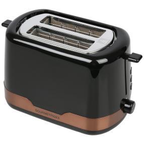 Toaster mit Edelstahlelementen