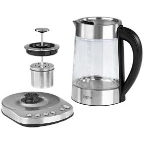 BEEM Glaswasserkocher Teatime