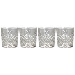 Whiskygläser Sterling 4er Set