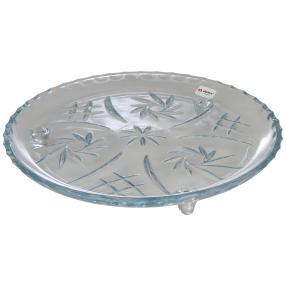 Kristallteller Pinwheel 30 cm
