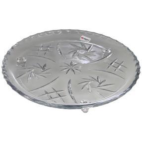 Kristallplatte Pinwheel