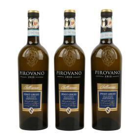 Pirovano Pinot Grigio 3er Set