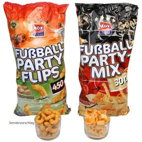 Fussball Party Set