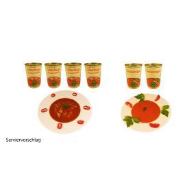 Rhönis Suppenpaket 6-teilig