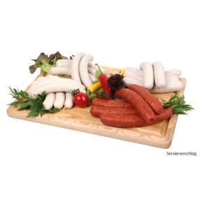 Schiessls Bratwurst Paket 20tlg