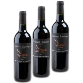 Rotwein Rothschild Sauvignon 3er Set