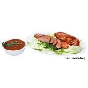 Entenbrust mit Sauce 1,1 kg